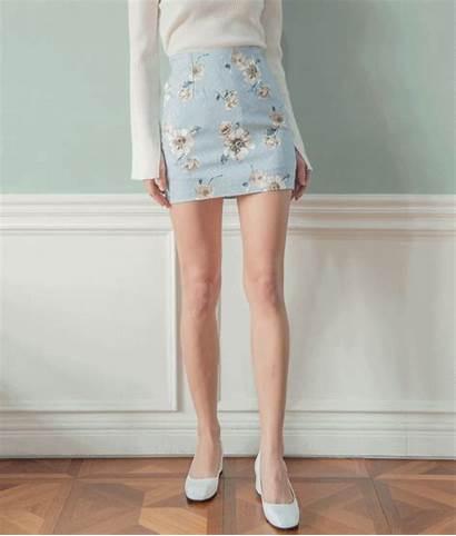 Mini Skirt Romantic Skirts Mixxmix Floral Quick