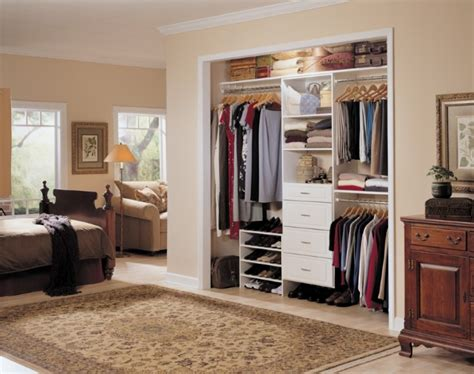 Bedroom Closet by Organize Your Closet With These Closet Organizers Ideas