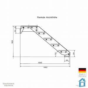 Außentreppe Berechnen : zugangstreppe gh 100 cm inkl gel nder in 100 cm treppenbreite ~ Themetempest.com Abrechnung