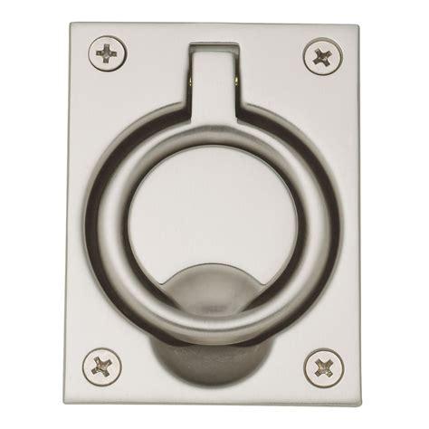 brass cabinet pulls amazon flush ring pull 0395 150