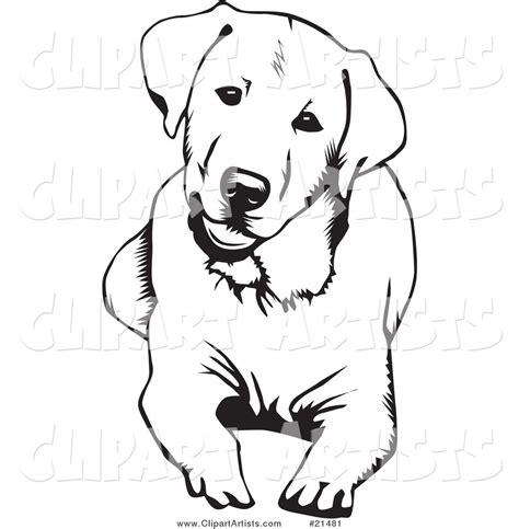 labrador coloring pages labrador coloring pages search cut files