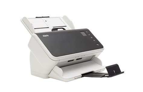 scanner information  accessories alaris