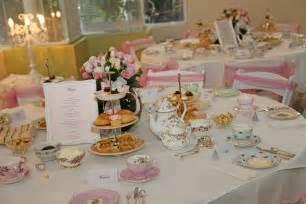 high tea wedding reception freeweddingchallenge