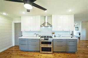 Our Fixer Upper Kitchen Remodel Before and After-Painted