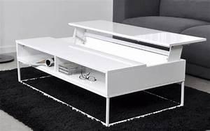 Table Basse Moderne Pas Cher : choisir sa table basse ~ Teatrodelosmanantiales.com Idées de Décoration