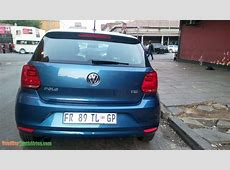 2017 Volkswagen Polo polo 14 TSI used car for sale in