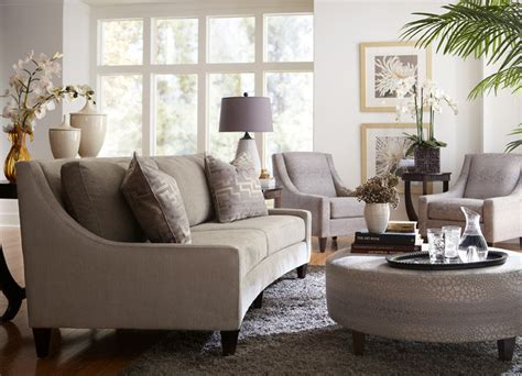 Contemporary Livingroom Furniture by Havertys Furniture Contemporary Living Room Other
