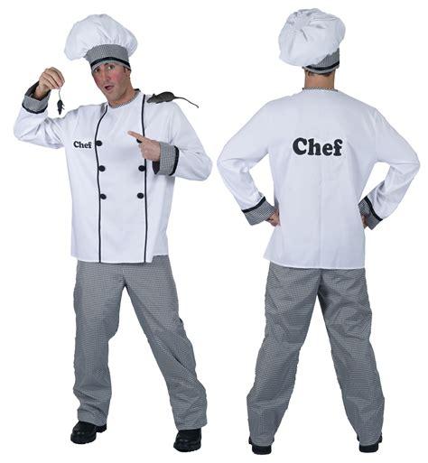 deguisement cuisine déguisement chef cuisinier deguisement adulte ruedelafete
