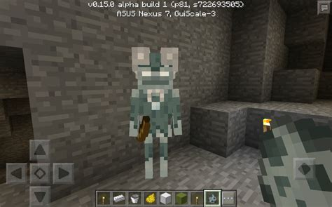 minecraft stray update ice spawn skeletons pocket heres absolutely played everything edition alpha stay ve plains