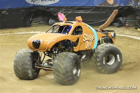 monsters trucks shows a glossary of common monster truck terms and definitions