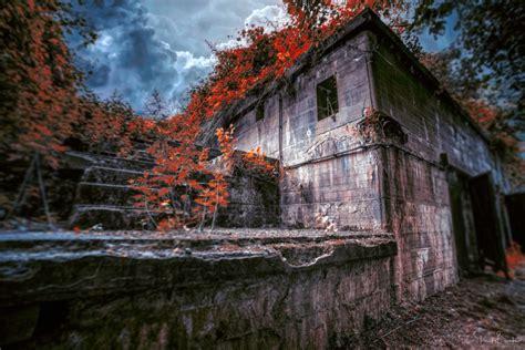 workhouses crypts  sanatoriums  glimpse  abandoned