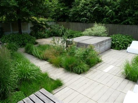 Moderner Garten Mit Gräsern by Moderne Gartengestaltung Mit Gr 228 Sern Charmant On Modern