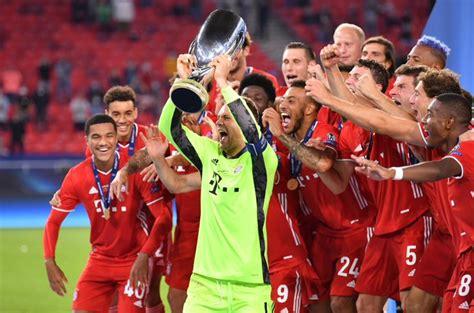 Bayern Munich beat Sevilla to win 2020 UEFA Super Cup ...