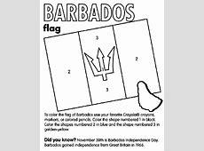 Barbados Coloring Page crayolacom