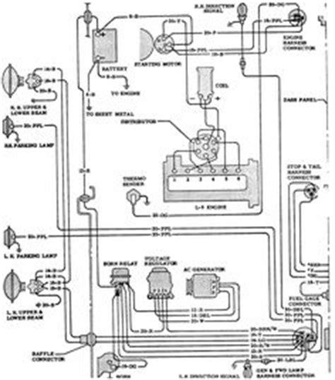 02 Silverado Ab Wiring Diagram by 85 Chevy Truck Wiring Diagram Chevrolet C20 4x2 Had