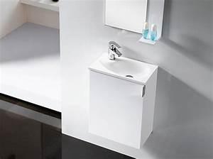Gäste Wc Waschbecken : badm bel set g ste wc oporto 42cm inkl waschbecken ~ Sanjose-hotels-ca.com Haus und Dekorationen