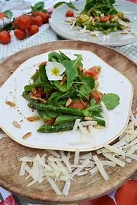 Spargel Avocado Salat : ein star im fr hling spargel avocado salat mit parmesan ~ Lizthompson.info Haus und Dekorationen