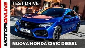 Honda Civic 2018 Diesel : nuova honda civic my 2018 1 6 i dtec diesel 120 cv anteprima test drive youtube ~ Medecine-chirurgie-esthetiques.com Avis de Voitures