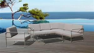 Mobilier De Jardin Haut De Gamme Aluminium : mobilier de jardin design nos id es pour un espace ~ Dailycaller-alerts.com Idées de Décoration
