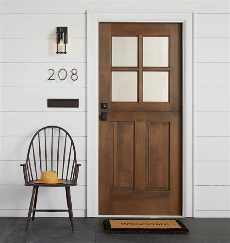 Hyde Prehung Exterior Dutch Door  Rejuvenation
