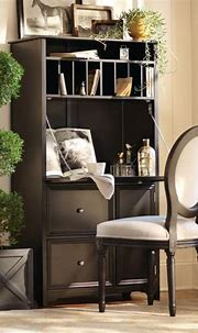 Home Decorators Collection 32 in. Rectangular Black 2 ...