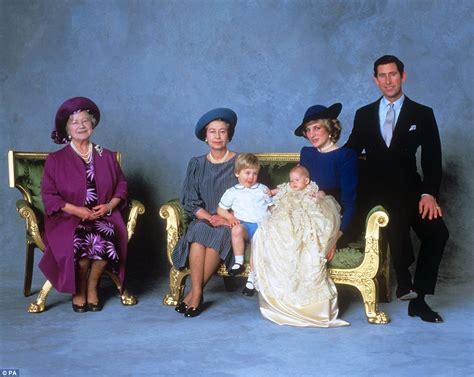 Queen Elizabeth II and Her Family
