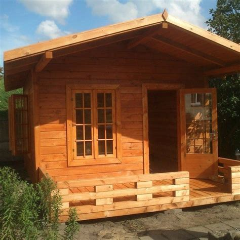 Dārza māja - EkoPirts