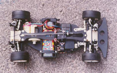 Yokomo YR-4 Chassis