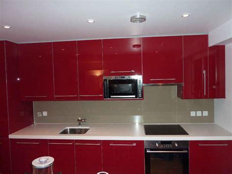 cr馘ence cuisine verre couleur credence cuisine verre bordeaux cr 233 dences cuisine