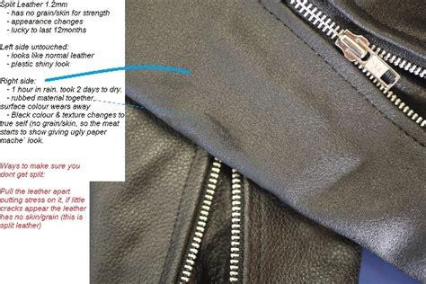 Split Cowhide Leather by Cowhide Split Vs Cowhide Top Grain Finn Moto