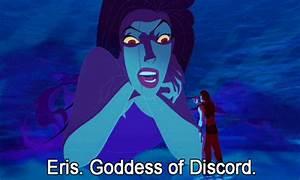 Disney's Hades v. Dreamworks' Eris // Who's the 'better ...
