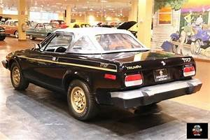 1980 Triumph Tr7  Black With 49 551 Miles Available Now