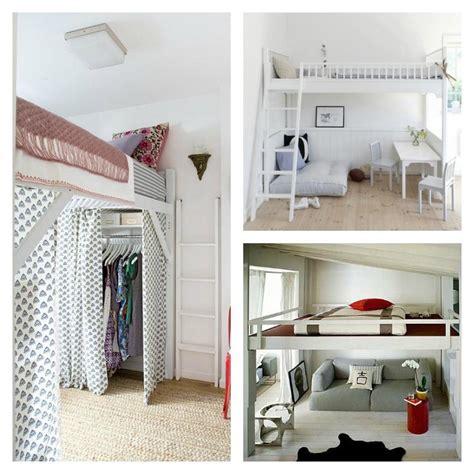 chambre adulte petit espace lit mezzanine adulte petit appartement accueil design et