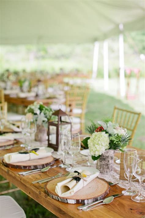 images  rustic wedding table decorations