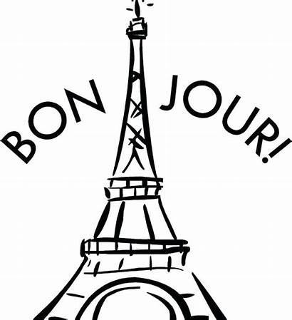 Tower Clipart Eiffel Template Outline Drawing Webstockreview