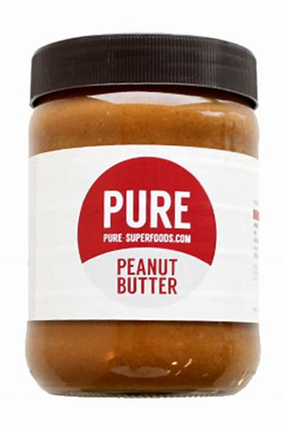 Peanut Butter Protein Pure Superfoods 500g Supps