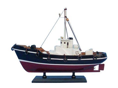 Drift Boat Models by Buy Wooden Drift Wood Model Fishing Boat 14 Inch Model