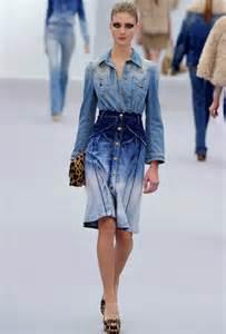 Denim Jean Dresses for Women
