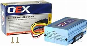 24 Volt To 12 Volt Voltage Reducer 10 Amp Output With