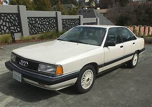 27-Years-Owned 1990 Audi 200 Turbo Quattro 5-Speed for