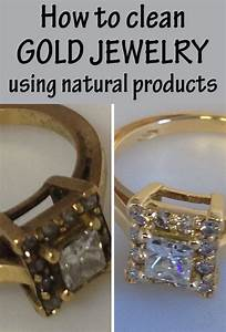 how to clean gold ornaments