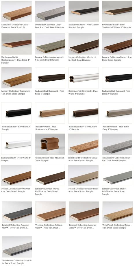 composite colors timbertech wood products for decking fencing denver