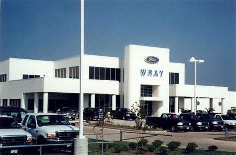 Wray Ford   Hand Construction