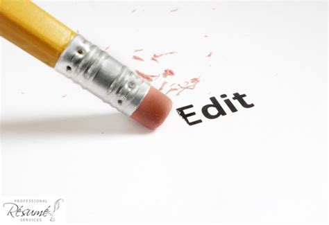 Edit Your Resume by Edit Your Resume Like A Pro Executive Resume Services