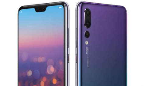 Huawei P20 Pro and P20 Lite launches in India, Check Price ...