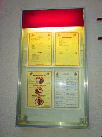 indian restaurant menu picture of ibis budget porte de vincennes tripadvisor