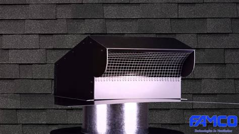 Kitchen Exhaust Fan Vent Outside Termination by Bath And Kitchen Exhaust Vent Hvac Products Famco