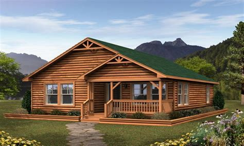 small log cabin modular homes small modular cabins  cottages cabins homes treesranchcom
