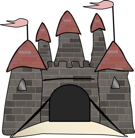 castle clipart clipart panda free clipart