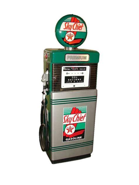 1950s gas pump | BENSIN PUMPAR | Pinterest